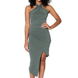 OLIVE JUICE DRESS