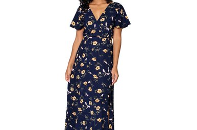 PRAIRIE DAYS MAXI DRESS