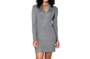 GRACE KNIT SWEATER DRESS