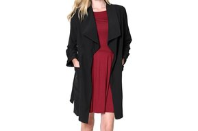 BAY CITY BELTED TRENCH COAT
