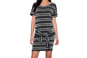 TORY HIP HUGGER DRESS