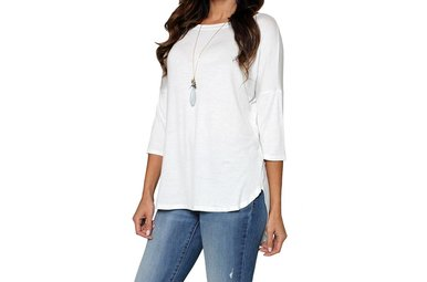 MARGOT DOLMAN SLEEVE TEE
