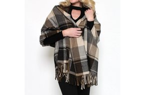 MN BLANKET SCARF