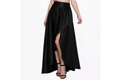LONG AND LUXE SKIRT