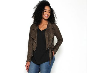 OLIVE AT FIRST SIGHT JACKET