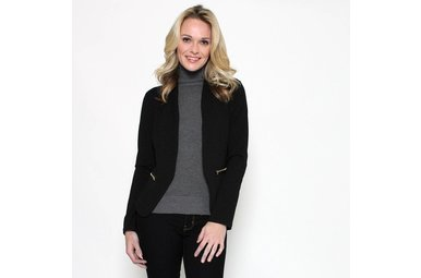 TRACY TEXTURED BLAZER