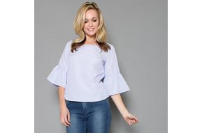 CAPE COD BELL SLEEVE TOP