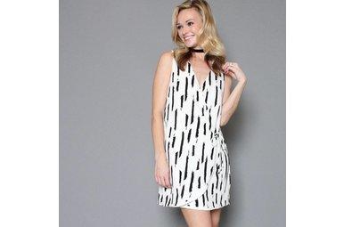 SONOMA SHIFT DRESS