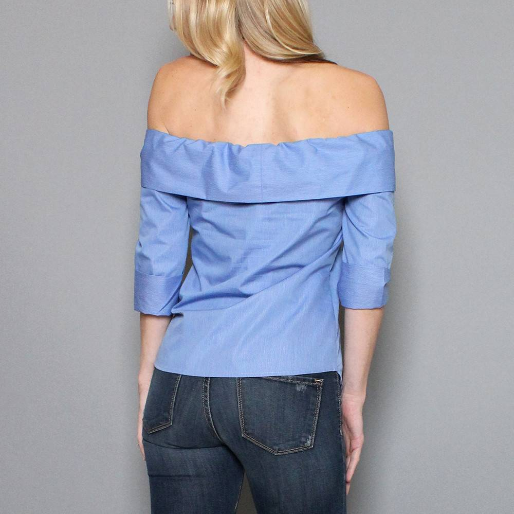 MARSEILLE OFF THE SHOULDER TOP