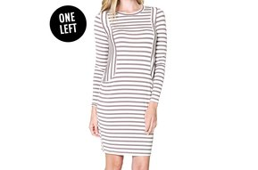 STRIPES AHOY DRESS