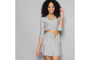 BLAKE OXFORD SHIRT DRESS