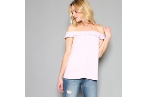 PROVENCE OFF THE SHOULDER TOP
