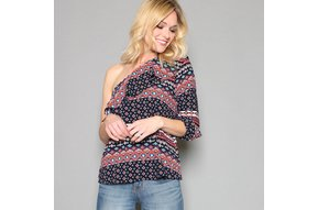 SAVANNAH ONE SHOULDER TOP