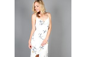MAREN FLORAL MAXI DRESS