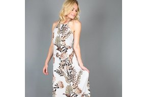 KARWYN FLORAL MAXI DRESS