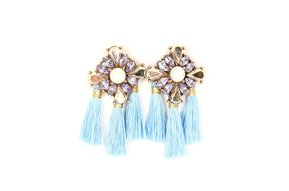 DIANA STATEMENT EARRING