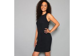 BERKLEY SLEEVELESS SWEATER DRESS