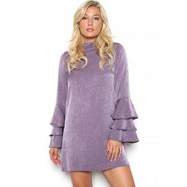 BRIGITTE TIERED SLEEVE DRESS