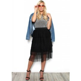 NO SLEEP TULLE SKIRT