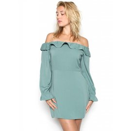 JULIETA OFF THE SHOULDER DRESS