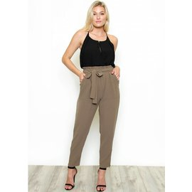 HILLARY HIGH WAISTED PANTS