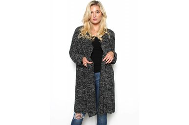 STELLA KNIT DUSTER