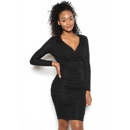 ALESIA RUCHED DRESS