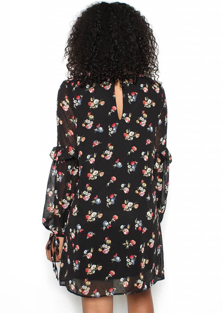 LIV FLORAL DRESS