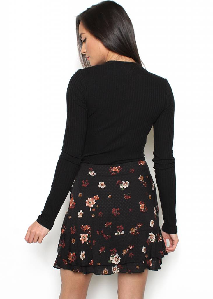FIONA FLORAL SKIRT