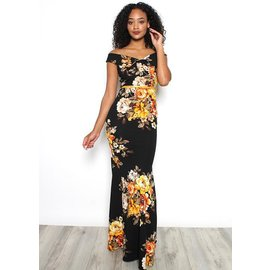 MARNIE FLORAL GOWN