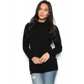KIMBERLY TURTLENECK SWEATER