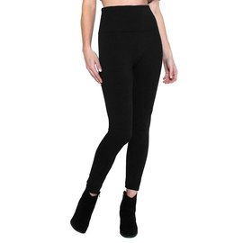 HIGH WAISTED FLEECE LINED LEGGING