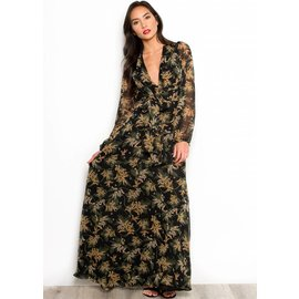 HOLLY FLORAL MAXI DRESS