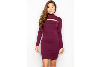 MAE CUTOUT DRESS