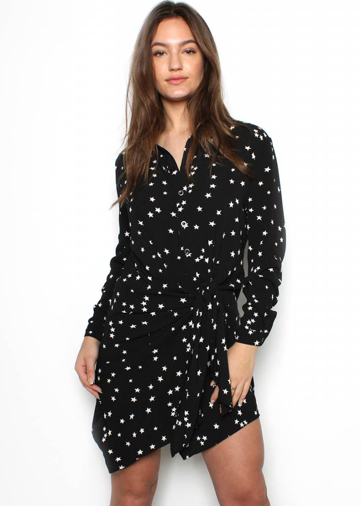 Skylar Madison STAR CROSSED SHIRT DRESS