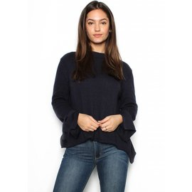 BRIE NAVY SWEATER