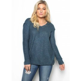 TEGAN KNIT SWEATER