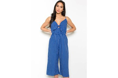 DANIELA STRIPED JUMPSUIT