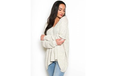 CLARITA OVERSIZED SWEATER