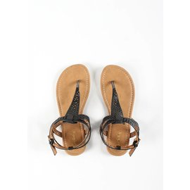 ANJA STRAPPY SANDALS