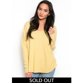 JULITA OVERSIZED THERMAL TOP