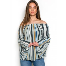BODHI OFF THE SHOULDER TOP