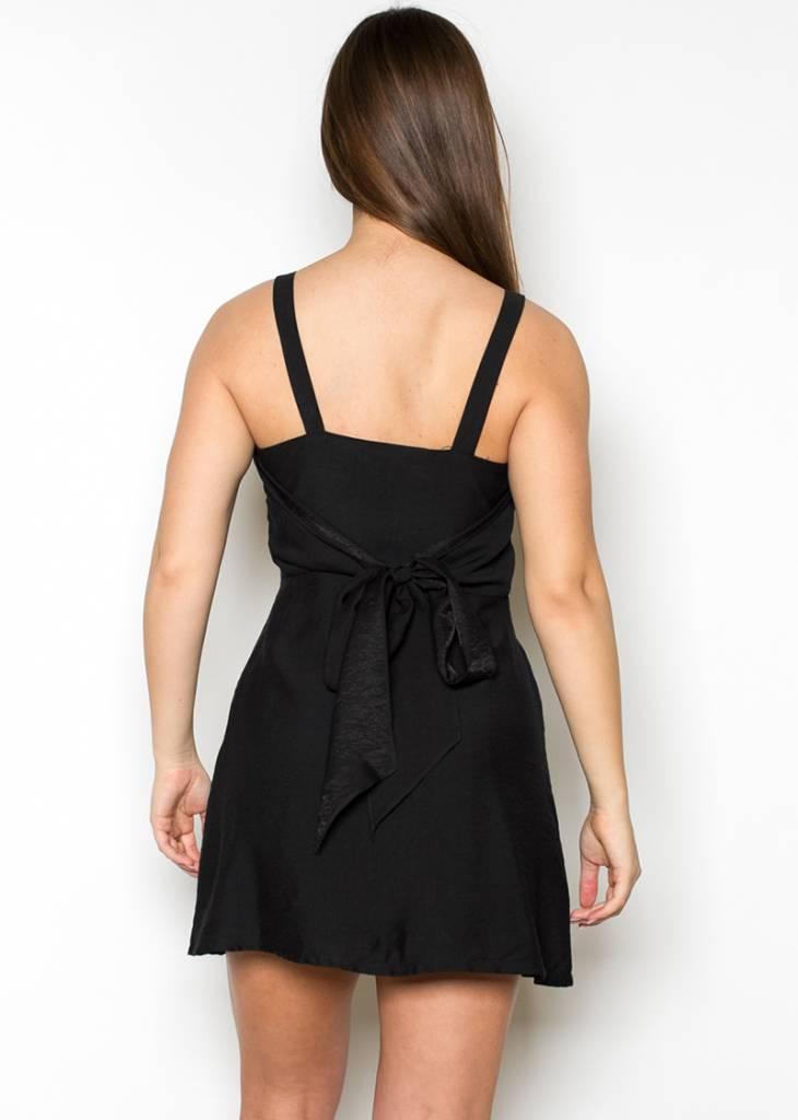 BETHANY BLACK DRESS