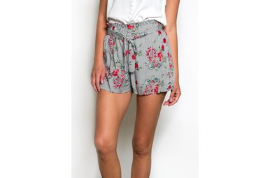 REILLY FLORAL SHORTS