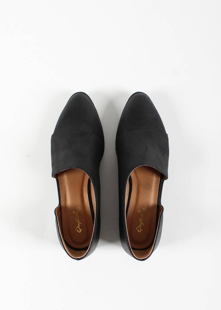 OAXACA BLACK FLATS