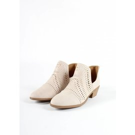 EXCELSIOR CUTOUT BOOTIES