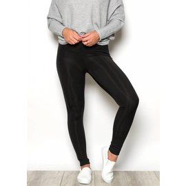 HADLEY BLACK SILKY LEGGINGS