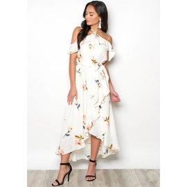 ADRIANA FLORAL MAXI DRESS