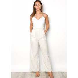 BROOKE TWO TONE JUMPSUIT