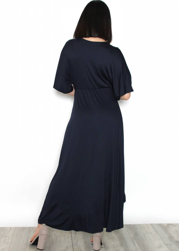 LONDYN NAVY MAXI DRESS
